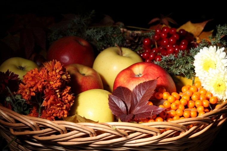 Правила осеннего питания, как питаться осенью, осеннее меню