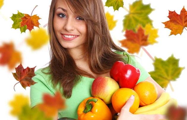 Осенняя диета, диета