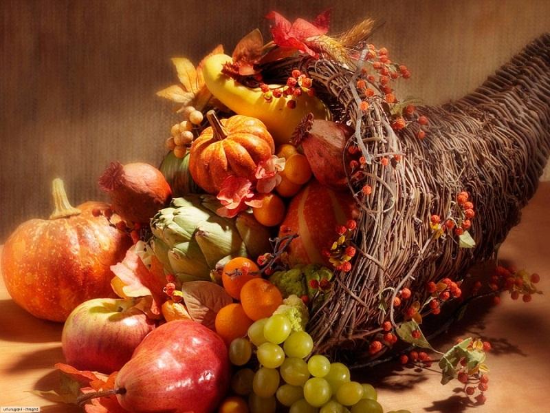 осеннее меню, как питаться осенью, рецепты осенних блюд