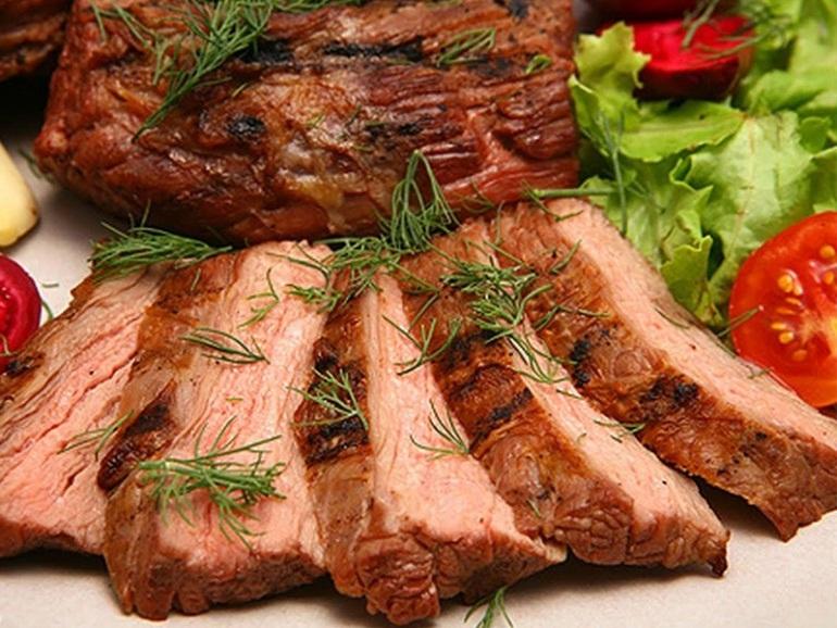 Все буде смачно, как приготовить буженину, рецепт буженины, рецепт свинины от мамы Эктора, Анита Луценко буженина