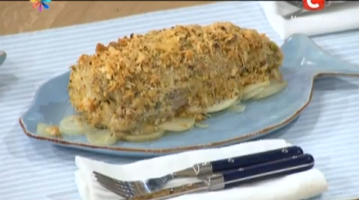 Хек с фисташками от Аллы Ковальчук, хек с фисташками рецепт, хек от Аллы Ковальчук рецепт, блюда из рыбы