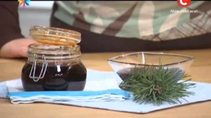 Сибирское хвойное варенье рецепт, хвойное варенье от Аллы Ковальчук, рецепт варенья из еловых веток, Алла Квальчук хвойное варенье