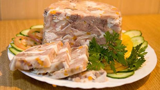 ветчина от Аллы Ковальчук, как приготовить зельц, зельц от Аллы Ковальчук, домашняя ветчина рецепт, домашний зельц рецепт