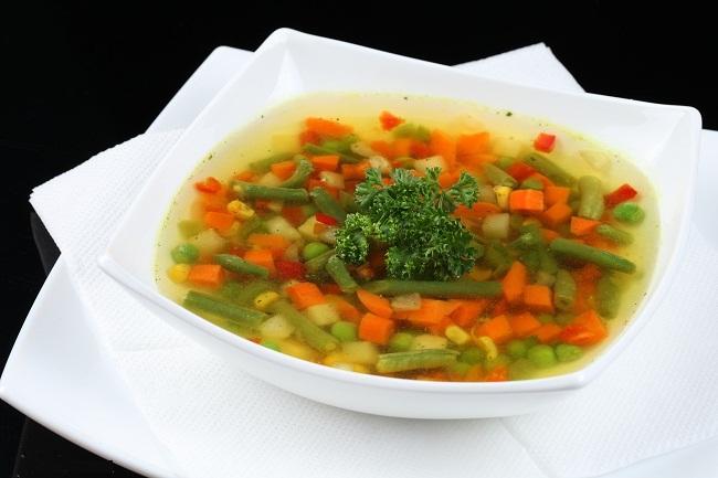 зачем есть суп, советы диетолога
