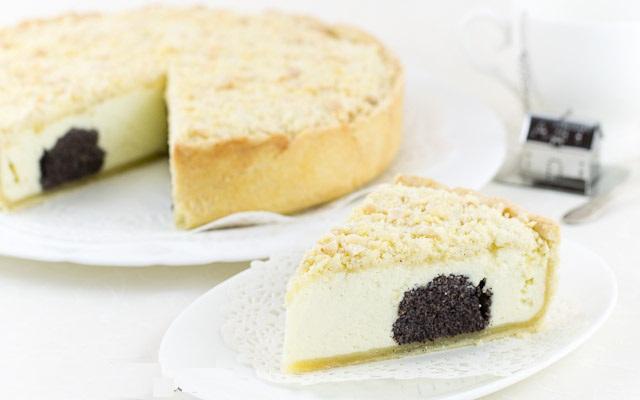 Творожный пирог с маком от Аллы Ковальчук, пирог с творожно-маковой начинкой, Алла Ковальчук, Алла Ковальчук творожный пирог, пирог на старый новый год от Аллы Ковальчук