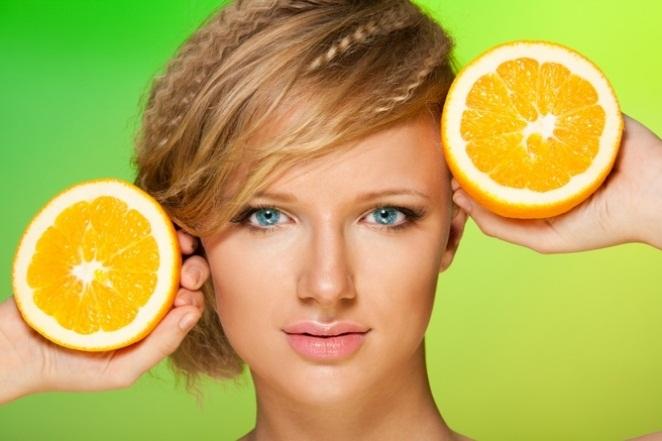 апельсиновый скраб от косметолога Ольги Метельской, рецепты Ольги Метельской, апельсиновый скраб-рецепт, скраб в домашних условиях