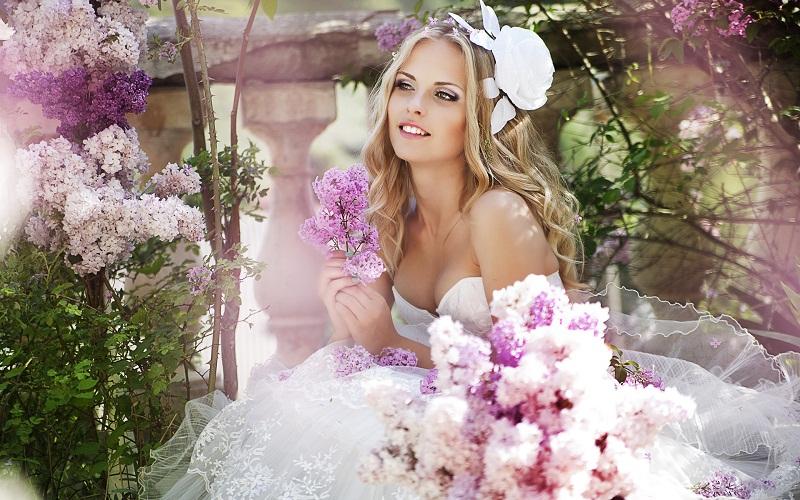 Как создать образ невесты аксессуары
