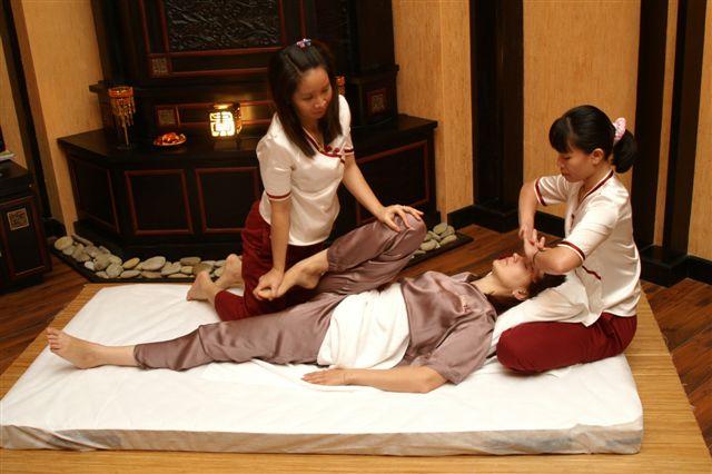 урок тайского массажа, мастер-класс по тайскому массажу, как делать тайский массаж, методика тайского массажа