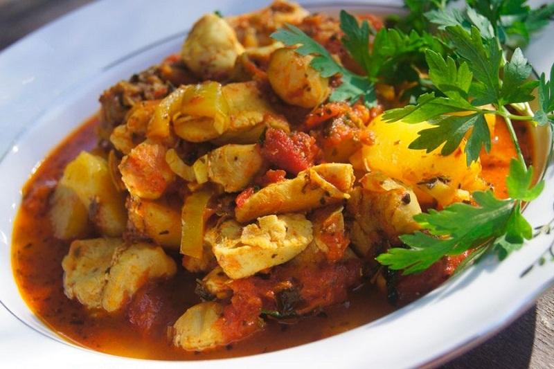 видео рецепт приготовления чахохбили