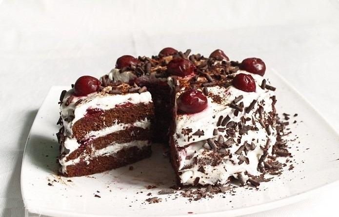 как приготовить Шварцвальдский торт, шварцвальдский торт рецепт, шварцвальдский торт от Аллы Ковальчук, Алла Ковальчук шварцвальдский торт, Алла Ковальчук рецепты, рецепт шварцвальдского торта, торт черный лес рецепт