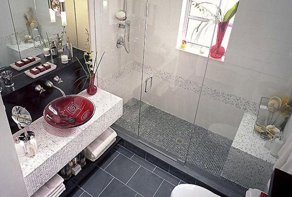 дизайн ванной комнаты, полезные советы