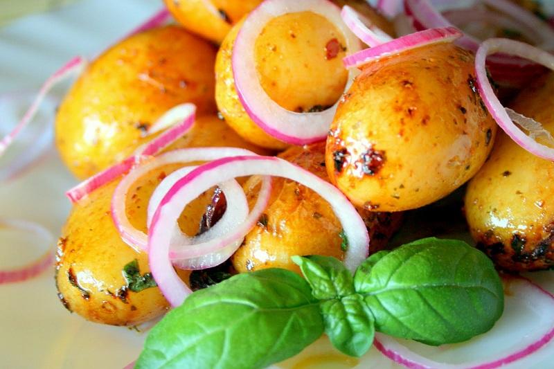 Все буде смачно, все буде смачно молодой картофель, игорь мисевич рецепты, как приготовить молодой картофель, все буде смачно александр порядинский