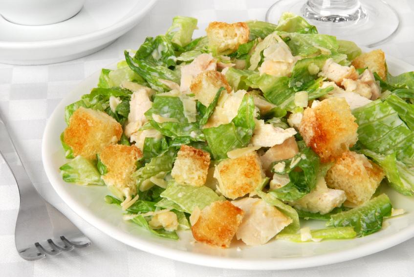 Салат Цезарь от Эктора Хименес-Браво, салат цезарь от эктора, салат цезарь рецепт, как приготовить салат цезарь, Все буде смачно, все буде смачно салат цезарь
