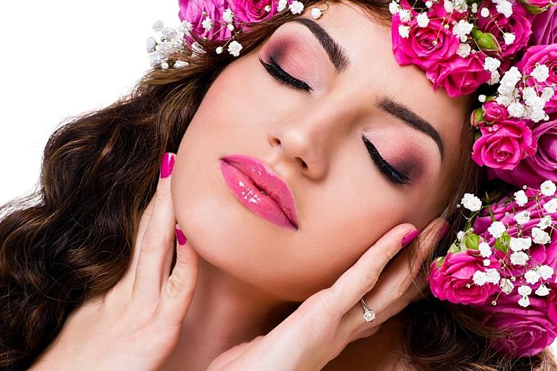 правила летнего макияжа, секреты летнего макияжа