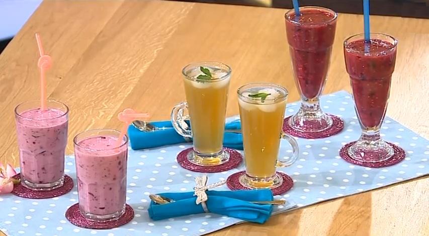 охлаждающие напитки рецепт, напитки из смородины рецепт, александр педан напитки