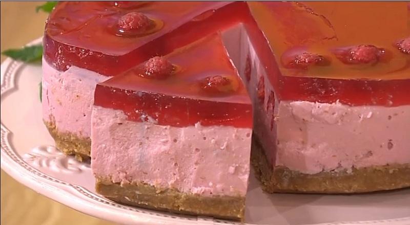 творожный пирог рецепт, татьяна литвинова рецепты, творожный пирог от татьяны литвиновой, творожный пирог без выпекания рецепт