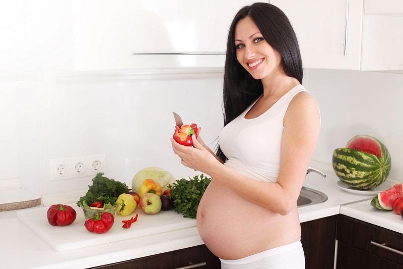 как питаться беременной, питание беременной