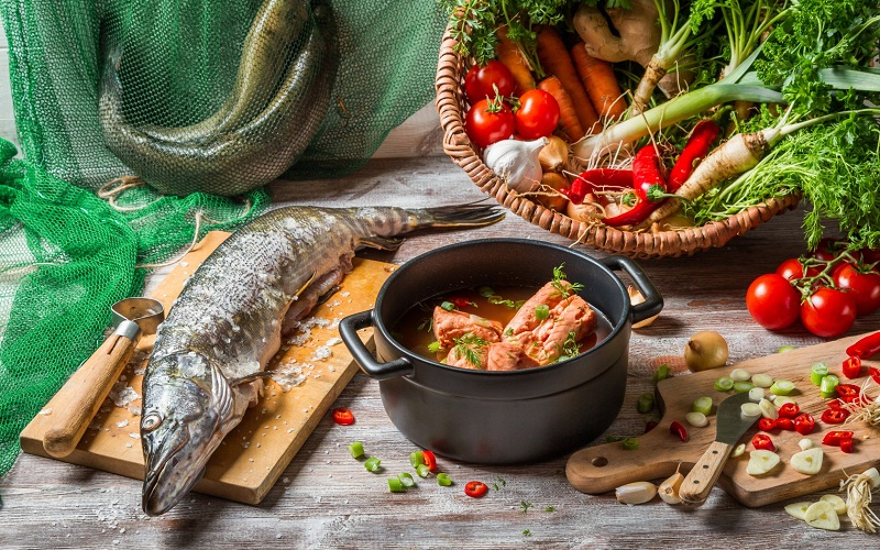 Алла Ковальчук рецепты, как готовить уху, все буде смачно уха, все буде смачно