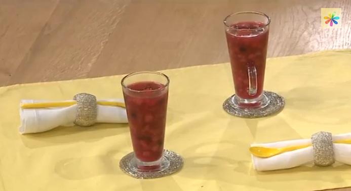 Лиза Глинская рецепты, маседуан рецепт, десерт от лизы глинской