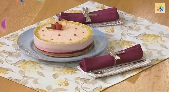 холодный пирог рецепт, малиновый пирог с лаймом рецепт, малиновый пирог от ирины бактыая, ирина бактыая рецепты,
