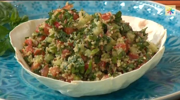 Татьяна Литвинова рецепты, салат табуле рецепт, летний салат от литвиновой