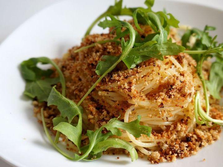 спагетти сергей калинин, спагетти с пармезаном рецепт, Сергей Калинин рецепты,