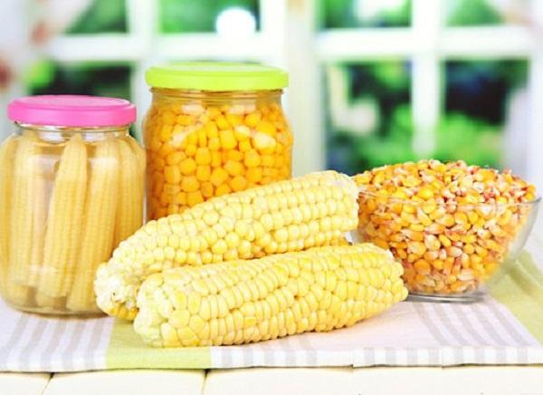 консервация кукурузы рецепт, как консервировать кукурузу, консервированная кукуруза рецепт
