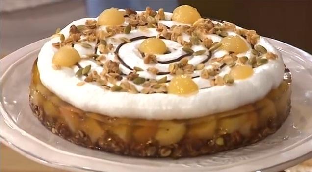 грушевый торт рецепт, грушевый торт лиза глинская, Лиза Глинская рецепты,
