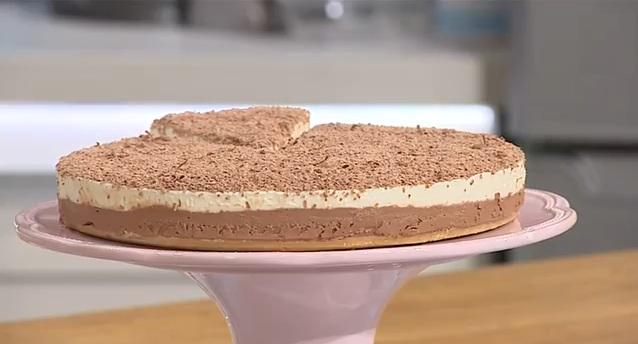 чизкейк три шоколада рецепт, Татьяна Литвинова рецепты, татьяна литвинова чизкейк