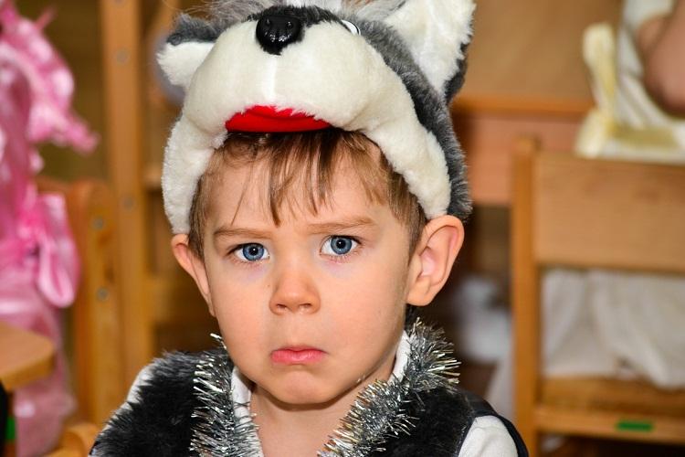 ребенок боится сцены, ребенок боится выступать, как подготовить ребенка к утреннику