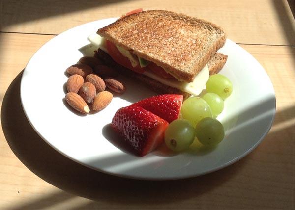 здоровое питание, что дать на обед ребенку в школу