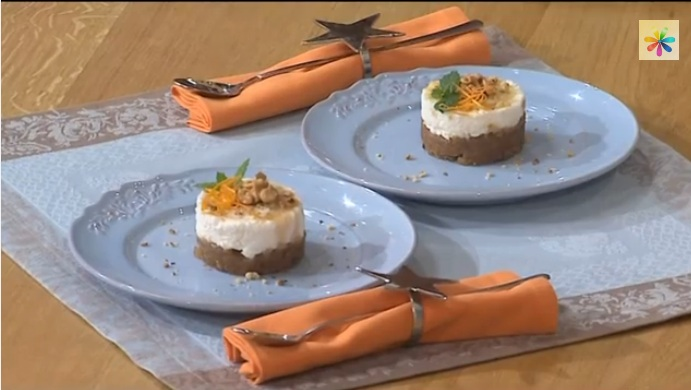 десерт из редьки рецепт, айнгемахц рецепт, Татьяна Литвинова рецепты, десерт из редьки от литвиновой