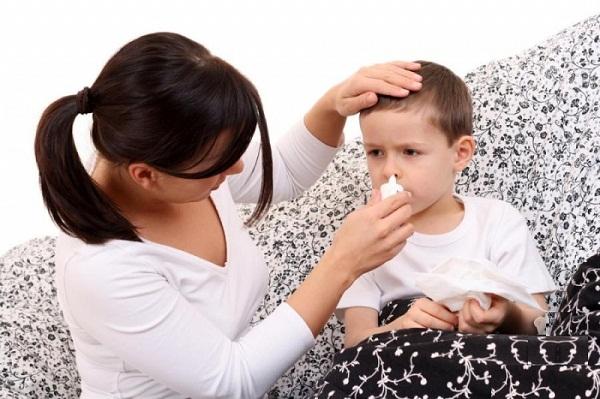 гайморит у ребенка, как лечить гайморит