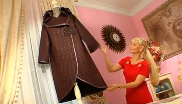 ольга никичишева мастер класс, как пошить пальто