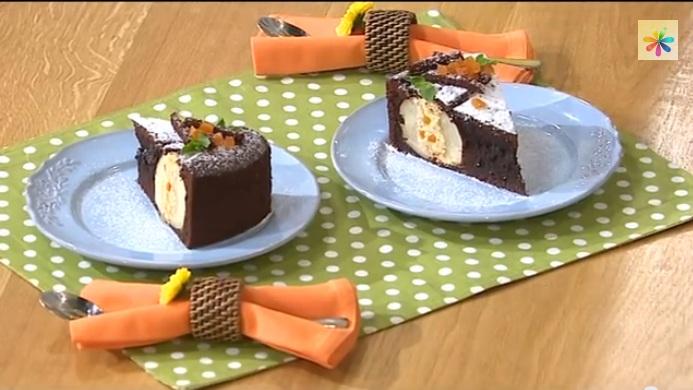Алла Ковальчук рецепты, шоколадный кекс с целыми яблоками рецепт, алла ковальчук кекс
