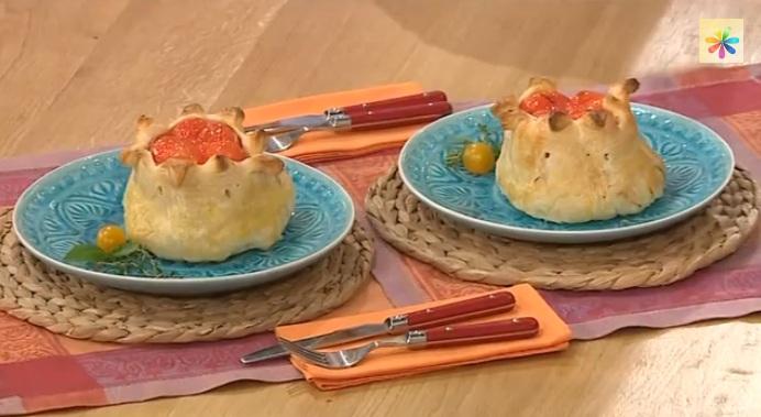 лилия от аллы ковальчук, лилия с мясом и сыром рецепт, Алла Ковальчук рецепты,