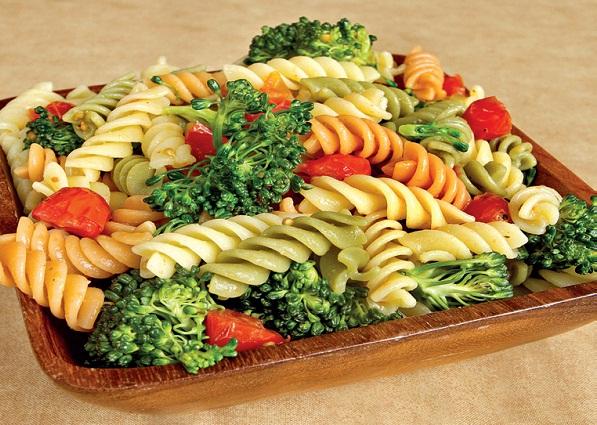 макароны по рецепту светланы фус, макароны с овощами рецепт, Светлана Фус, светлана фус рецепты