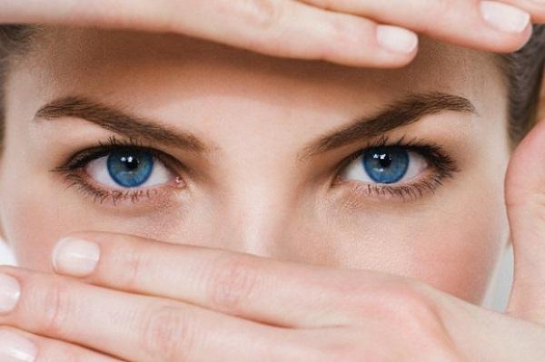 уход за кожей вокруг глаз, как предотвратить появление морщин