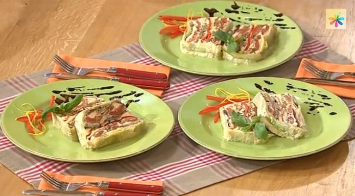 террин с овощами рецепт, овощной террин рецепт, игорь мисевич рецепты, игорь мисевич террин