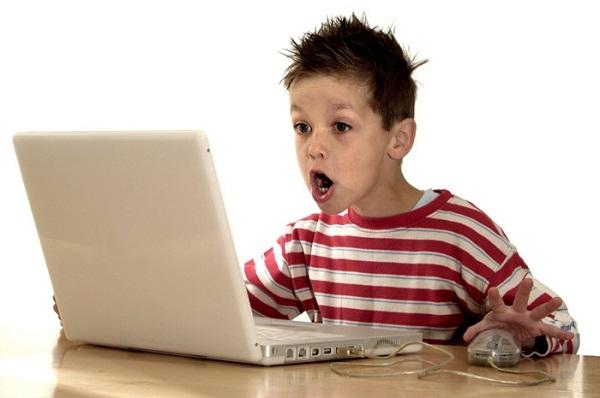 ребенок и интернет контроль
