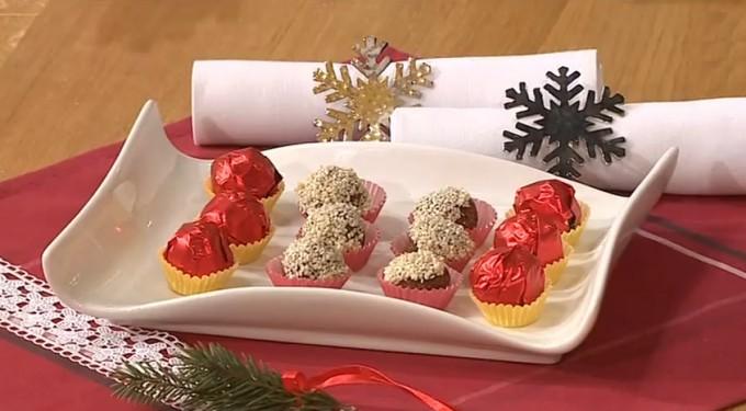 конфеты алла ковальчук, Алла Ковальчук рецепты, конфеты трюфель рецепт, трюфель из гречки рецепт