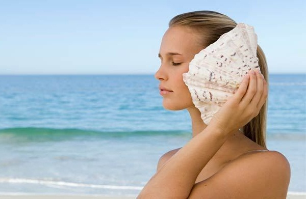 отдых у моря польза