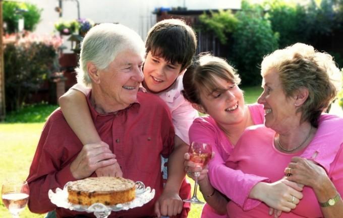 что подарить бабушке, подарок бабушке