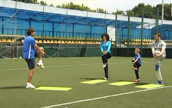 упражнения для ног, как укрепить ноги