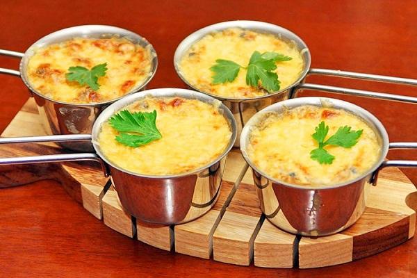 Все буде смачно, все буде смачно жульен, жульен по рецепту Татьяны Литвиновой, жульен рецепт, как приготовь жульен,