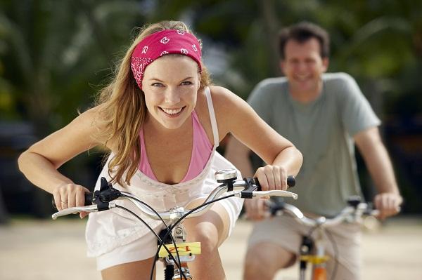 велосипед польза