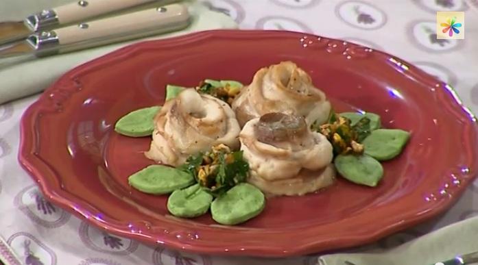 розы из толстолоба рецепт, розы из рыбы рецепт