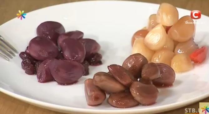 маринад для чеснока рецепт, моченый чеснок рецепт