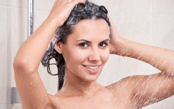 как мыть волосы