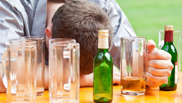 алкогольное отравление первая помощь
